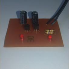 Multi-vibrator (2LED) PCB Kit