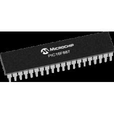 IC uController PIC16F887A