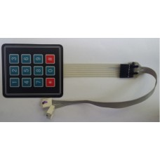 Switch_Keypad_3x4 Touch with wire only