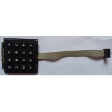 Switch_Keypad_4x4 Plastic with wire only