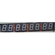 Display Board_7-Segment_SDU-108-A
