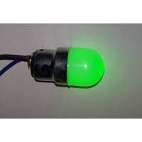 Lamp_LED 26mm_12V,Green