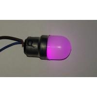 Lamp_LED 26mm_12V,Pink