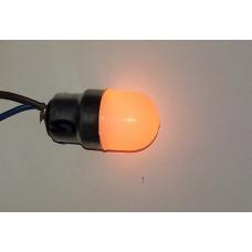Lamp_LED 26mm_12V,Yellow
