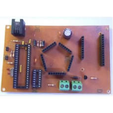 Mother Board_16F877A_LMP-01-6A
