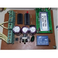 Mother Board_16F877A_LMP-02-2A