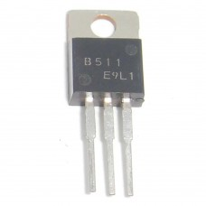 Transistor_BJT NPN_B511